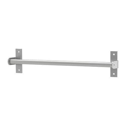 IKEA(イケア) GRUNDTAL レール ステンレススチール