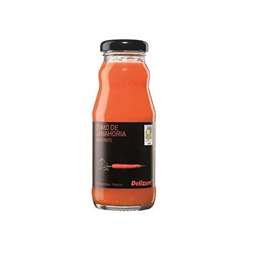 Zumo de zanahoria Ecológico botella 200ml