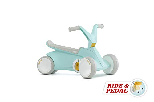 Berg Toys Scooter a Pedali, Colore Menta, 24.50.01.00