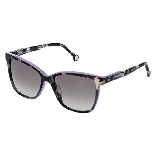 Carolina Herrera SHE7925409QA Gafas, HAVANA+PINK, 54/18/135 para Mujer