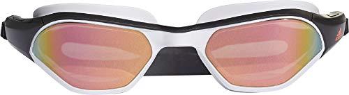 adidas PERSISTAR 180 M Gafas de Natación, Unisex Adulto, hi-Res Orange s18/utility Black/hi-Res Orange s18