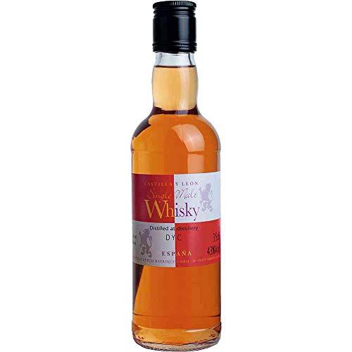 Whisky DYC Single Malt 18Jahre Single Malt Whisky DYC Vegan Distillery DYC Castilla y León Spanien 350ml-Fl