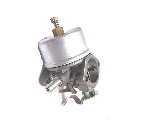 (New Part) Genuine Tecumseh 631304B Carburetor Fits HH100 631304A 631304 OEM (Check All Models in Description + Free Useful Ebook)