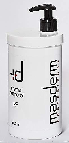 MASDERM | Crema Corporal Radiofrecuencia Hidratante | Profesional | Mujer | Regeneradora | 1000gr