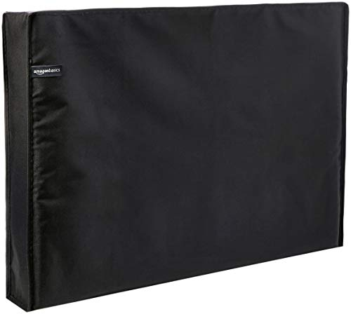 Amazon Basics - Funda para televisor de exterior - 127 - 132 cm