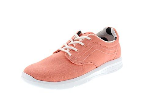 VANS Kinderschuhe - Sneaker ISO 1.5 - dots burnt coral, Größe:33 EU