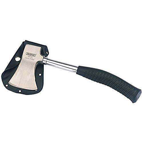 Draper 28756 560g 1.25lb Hand Axe with Steel Shaft