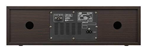 JVC(ジェイブイシー)『コンパクトコンポーネントシステム(NX-W30)』