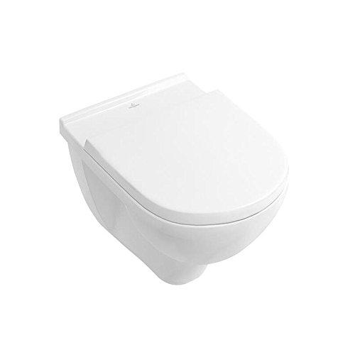 Villeroy & Boch Wand WC spülrandlos, DirectFlush, 5660R0