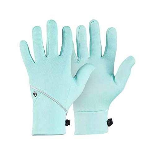 Bontrager Vella Thermal Damen Winter Fahrrad Handschuhe Mint grÃŒn 2021: Größe: L (8)