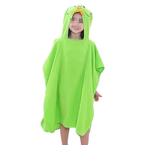 ELECTRI B/éb/é Peignoir /à Capuche des Gamins Serviette de Bain Mignonne Enfant Ultra-Doux Toison Pyjamas 90-130 cm