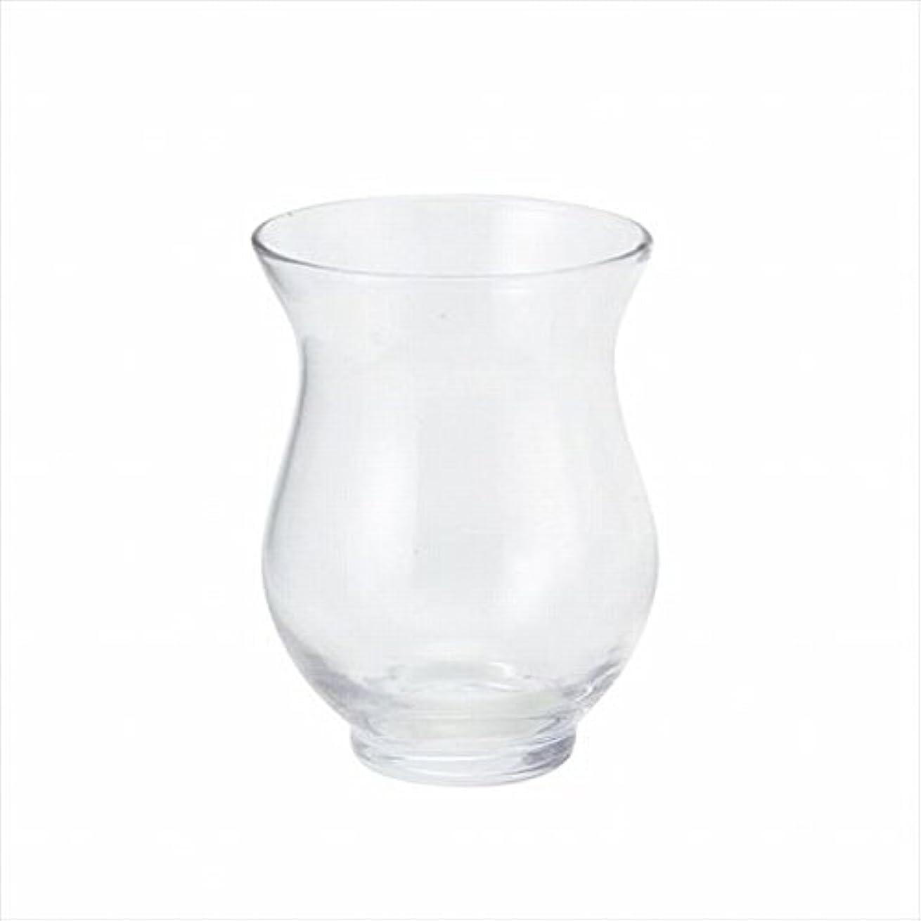 ワイドサワー必要としているkameyama candle(カメヤマキャンドル) ウィンドライトエレガンスS キャンドル 75x75x100mm (D3825023)