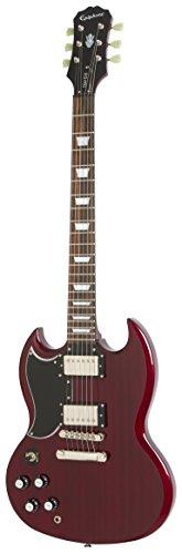 Epiphone Alnico Classic PRO's & Coil-Tap - Guitarra eléctrica, color cherry