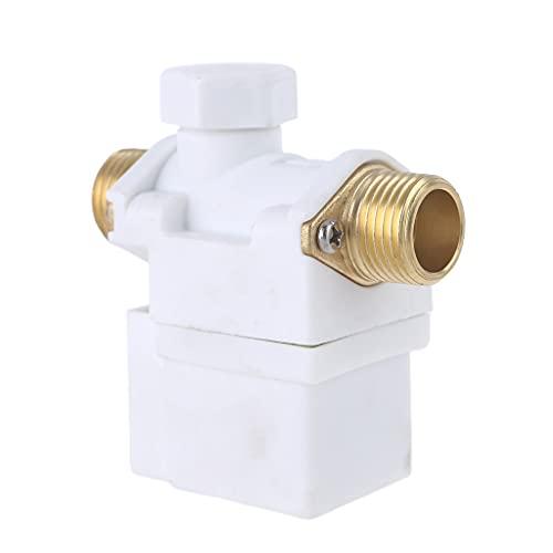 SHESSTILL DC12V/DC24V/AC220V aire de agua N/C normalmente cerrado válvula de presión abierta...