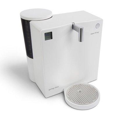 Aqua Living welcon.de - Mobiler Wasserfilter Springtime 420 Weiss Umkehrosmose-Technik…