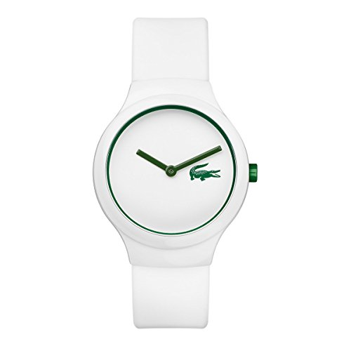 Lacoste 2020103 - GOA White/Green One Size