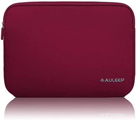 AULEEP 13 14 Inch Laptop Sleeves Neoprene Notebook Computer Pocket Tablet Carrying Sleeve Water product image