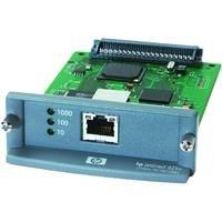 HP Jetdirect 625n Internal Print Server (EIO, 10/100/1000TX) - Servidor de impresión (10/100/1000TX), 16 MB, 4 MB, 0,07 kg (0.154 libras), 3,3 vatios máximo, de 0 a 55 °C, de 0 al 95 % de HR)
