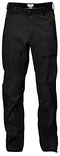 Fjallraven Herren Keb Eco-Shell Trousers M Sport, Black, XL
