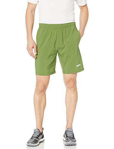adidas Herren Designed 2 Move Cool Woven Shorts, Herren, Shorts, Designed 2 Move Cool Woven Short, Tech Olive, X-Small