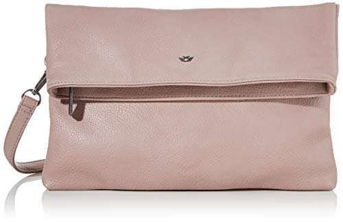 Fritzi aus Preussen Damen Ronja Clutch, Pink (Light Rose), 6x23x15 cm