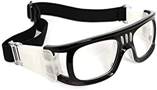 Protective Glasses Outdoor Sports Goggles For Football Basketball Male/man Black