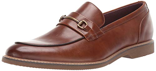Steve Madden Men's Noris Loafer, Tan, 7 M US