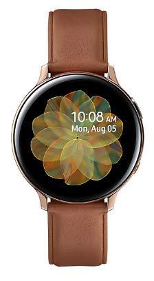 Samsung Galaxy Watch Active 2 Gold 4GB Bluetooth 44mm Stainless Steel iOS Smartwatch Fitnesstracker