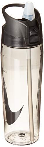 Nike TR Hypercharge Straw Bottle 24oz/709 ml anthracite/anthracite/white
