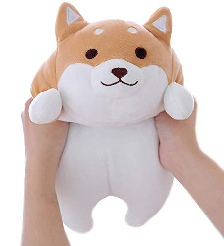 GIRISR 40/60cm Plüschtier Kinder Plüschtiere Plüschtier Hund Spielzeug Weiche Plüsch Hund für Kids Weihnachtsgeburtstag Jungen und,40cm