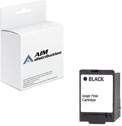 AIM Compatible Replacement for CTG602A Black Inkjet (7 Millon Character Yield) - Compatible to HP C6602A - Generic