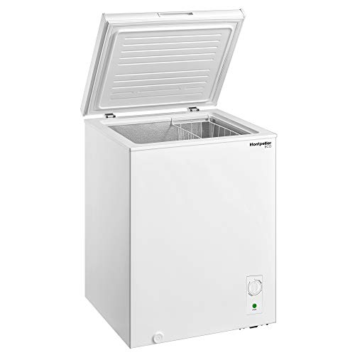 Montpellier MCF99W-ECO | 99 Litre Freestanding Chest Freezer - White | 2...