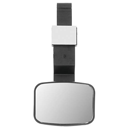 SUMEX 1 Espejo Auxiliar Convexo para Vision Trasera con Adhesivo, Ajustable 360º