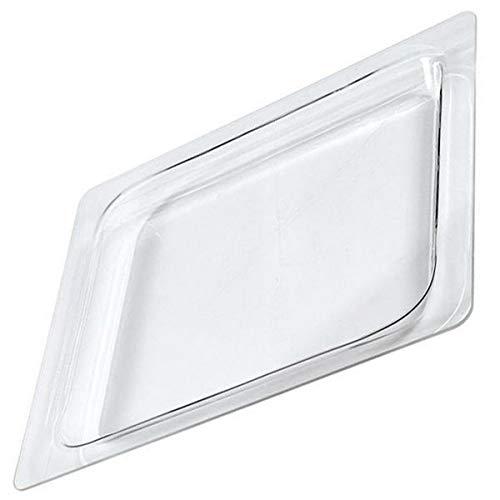 Plateau leche frite rectangulaire en verre 400x325mm dme795w dme799x dme788 dme788x dme1140x sme675b dme388xe1 four micro onde brandt me1045m