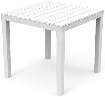 Chicreat - Mesa extensible de aluminio para balcones, terrazas y ...