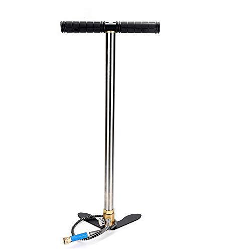 VerRich PCP Handpumpe 3 Stufen Luftpumpe 4500Psi Hochdruckbügel Ladegerät Luftgewehr Gewehrpumpe