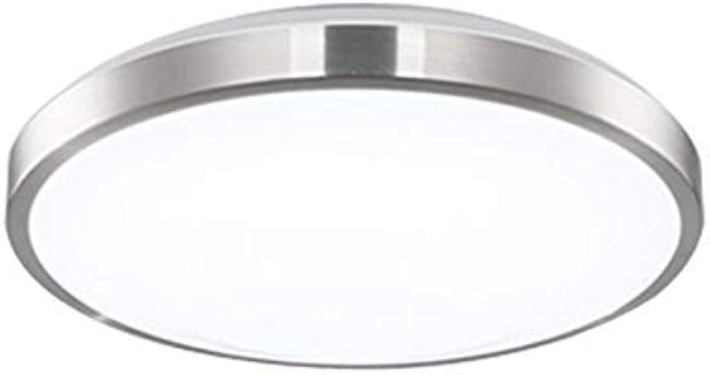 Deckenleuchten Runde LED Deckenleuchte Acryl Wohnzimmer Lampe Schlafzimmer Balkon Studie LED Deckenleuchte Beleuchtung zu Hause