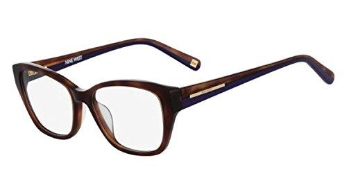 Eyeglasses NINE WEST NW 5107 233 Honey Tortoise