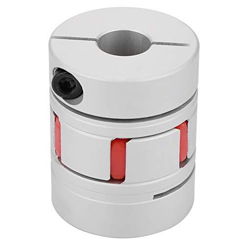 Taidda- Flexible Pflaumenkupplung, D40 L50 14 * 14mm Flexible Klauenkupplung CNC-Wellen-Spinnen-Schrittmotorkupplung