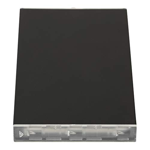 タイムリー SSD/HDDケース USB3.1 Gen1 接続 [ アルミニウム製 ブラック ] SSDCASE-U31G1-BK