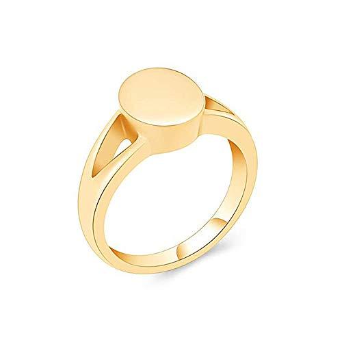 Urn Ringen voor Ashes, RVS Ashes Holder Te openen Crematie Heart Initial Herinnering Ring voor Vrouwen