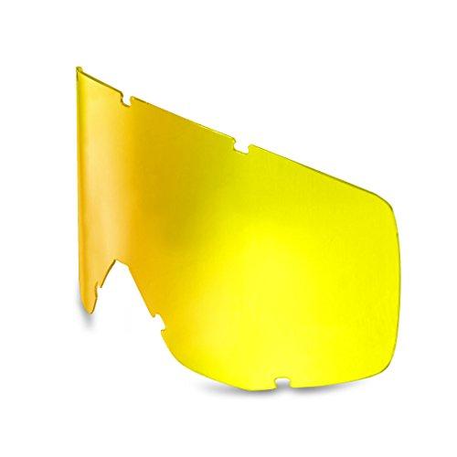Scott Goggle vervangschijf voor Hustle MX SGL Thermal geel AFC