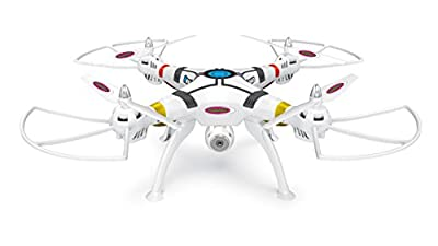 Jamara 422013 2.4 GHz Payload Altitude AHP+ Quadrocopter with Wi-Fi FPV HD Camera from Jamara