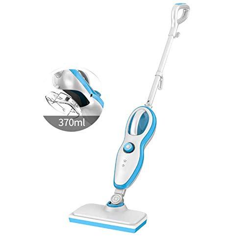 XIUYU Steam Mop, Nicht Drahtlose elektrische Reinigungsmaschine, All-In-One-Handreiniger for Heim, Temperatur Dampfsterilisation, Bodenreinigung, schnelles Aufheizen