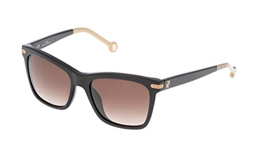 Carolina Herrera SHE60354700X Gafas de sol, Negro, 54 para Mujer