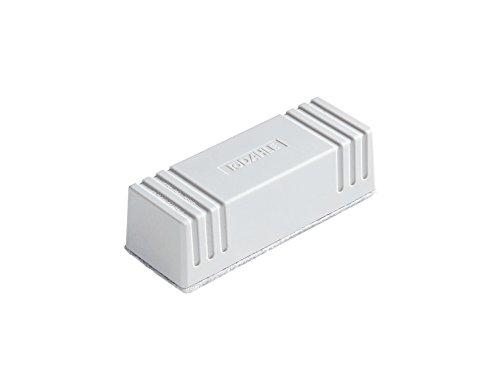 Dahle Whiteboardwissen (magnetische wisser voor droge reiniging op vele oppervlakken, incl. viltstrepen) grijs
