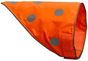 SPOT THE DOG Reflective Bandana Bib Safety Apparel for All Dogs Easy Fastening Closure High product image