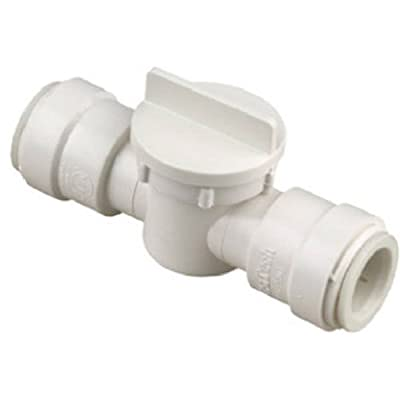 Watts P-650 Quick Connect Globe Valve, 1/2-Inch CTS by Watts by Watts