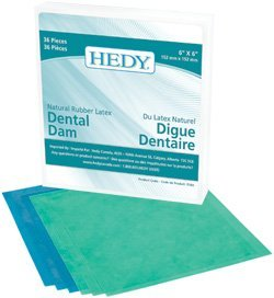 Ranking TOP15 HED Latex Dental store Dam 6