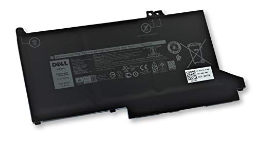 Dell Latitude 7300 42Wh 3-Cell Laptop Battery 2PFPW 0G74G